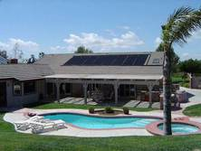Pool Heating through Solar Hot Water System