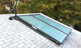 How much can you save with a solar thermal system