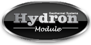 Hydron Module geothermal heating and cooling systems