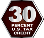 30 percent Federal Tax Credit