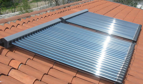 Solar Water Heater, Solar Thermal Energy, Solar Thermal Panels