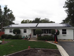 More homeowners taking advantage of solar installation thanks to leasing