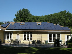Solar Energy System for Homes