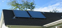 Solar thermal savings