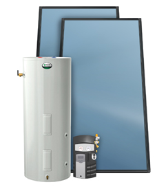 Get the facts about solar thermal water heaters